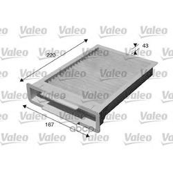 Фильтр, воздух во внутренном пространстве (Valeo) 715515
