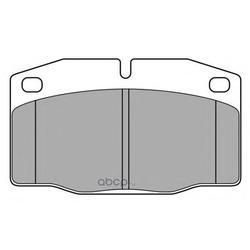 Комплект тормозных колодок, дисковый тормоз (FREMAX) FBP0473