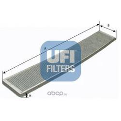 Фильтр, воздух во внутренном пространстве (UFI) 5412100