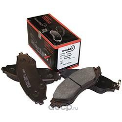 Колодки тормозные передние (KORTEX) KT3345T