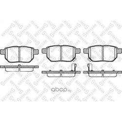 Комплект тормозных колодок (Stellox) 002008SX