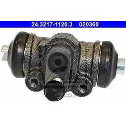 Колесный тормозной цилиндр (Ate) 24321711203