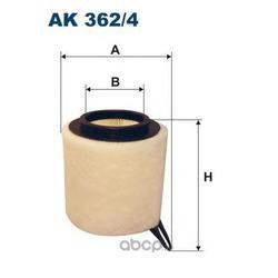 Фильтр воздушный Filtron (Filtron) AK3624