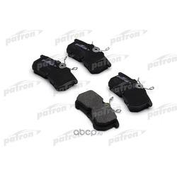 Колодки тормозные дисковые задн FORD: FIESTA V 05-, FOCUS 98-04, FOCUS седан 99-04, FOCUS универсал 99-04 (PATRON) PBP1319