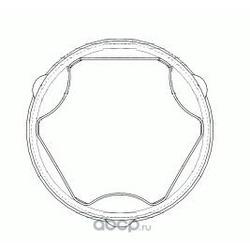 Пыльник шруса внутреннего (GKN (Loebro)) 305009