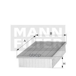Воздушный фильтр (MANN-FILTER) C301254