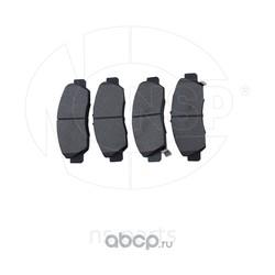 Колодки тормозные передние HONDA CIVIC (NSP) NSP2245022SNB000