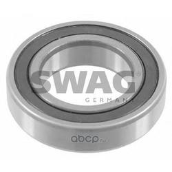 Подшипник подвесной вала приводного переднего справа (Swag) 60921985
