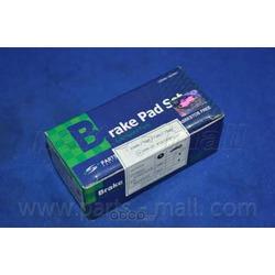 Комплект тормозных колодок (Parts-Mall) PKAE09