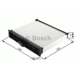 Фильтр, воздух во внутреннем пространстве (Bosch) 1987432398