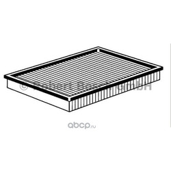Воздушный фильтр (Bosch) 1457433323