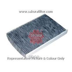 Фильтр салона угольный (Sakura) CAC3101