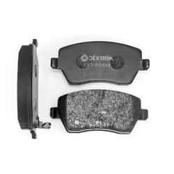 Колодки тормозные передние (Dextrim) DX7FD549