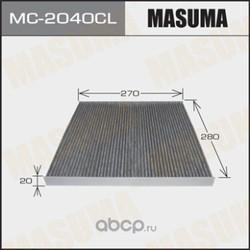Фильтр салонный (Masuma) MC2040CL
