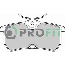 Комплект тормозных колодок (PROFIT) 50001319