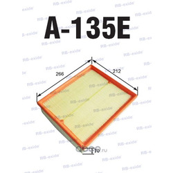 Воздушный фильтр (Rb-exide) A135E