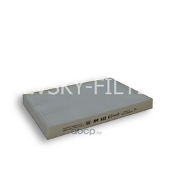 Салонный фильтр (NEVSKY FILTER) NF6122