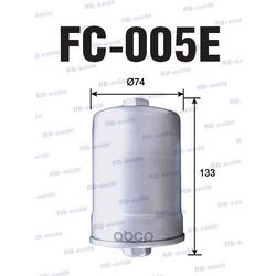 Топливный фильтр (Rb-exide) FC005E