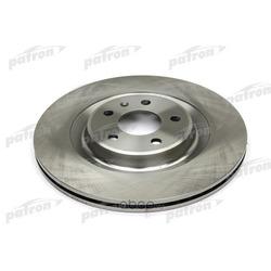 Диски тормозные задние (PATRON) PBD1900