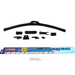 Передние дворники ауди а4 (Bremax) UWB22