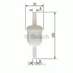 Топливный фильтр (Bosch) 0450904058