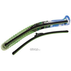 Щетка бескаркасная, крючок, 600мм (PILENGA) WBP1600