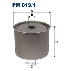 Фильтр топливный Filtron (Filtron) PM8191