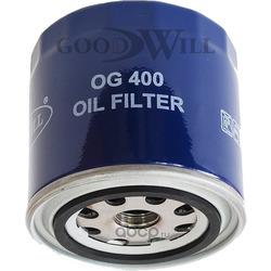 Фильтр масляный двигателя (Goodwill) OG400
