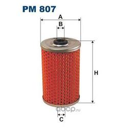 Фильтр топливный Filtron (Filtron) PM807