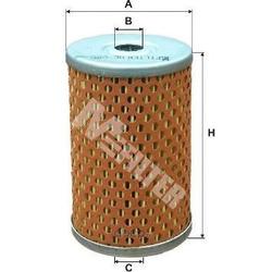 Фильтр топливный (M-Filter) DE686