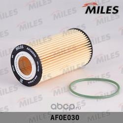 Фильтр масляный VOLVO S40/S60/S80 2.4D/2.5/FORD FOCUS/MONDEO/KUGA 2.5 (Miles) AFOE030