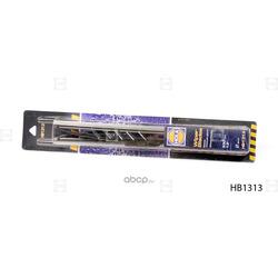 Щетки стеклоочистителя каркасные, комплект (2 шт.) (HOLA) HB1313