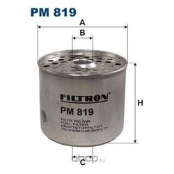 Клиновой ремень (Filtron) PM819