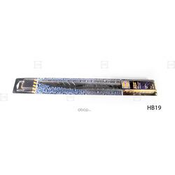 Щетка стеклоочистителя каркасная (HOLA) HB19