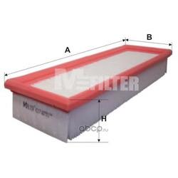 Фильтр воздушный (M-Filter) K217