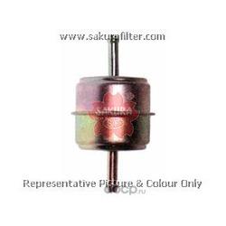 Фильтр топливный (Sakura) FS1004