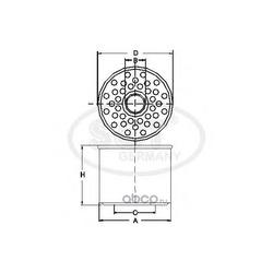 Топливный фильтр (SCT) ST702