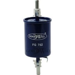 Фильтр топливный (Goodwill) FG702