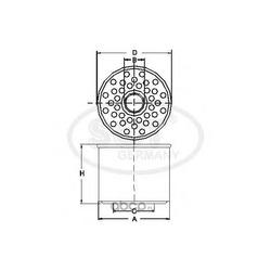Топливный фильтр (SCT) ST701