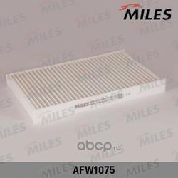 Фильтр салона AUDI A4/A6 97- (Miles) AFW1075