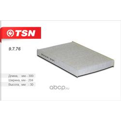 Фильтр салона (TSN) 9776