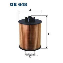 Фильтр масляный Filtron (Filtron) OE648