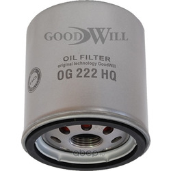 Фильтр масляный двигателя (Goodwill) OG222HQ