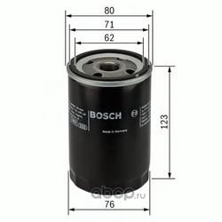 Масляный фильтр (Bosch) 0451103033