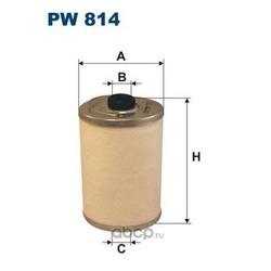 Фильтр топливный Filtron (Filtron) PW814