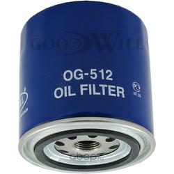 Фильтр масляный двигателя (Goodwill) OG512