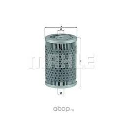 Топливный фильтр (Mahle/Knecht) KX9