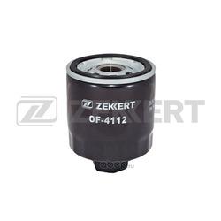 Масляный фильтр (Zekkert) OF4112