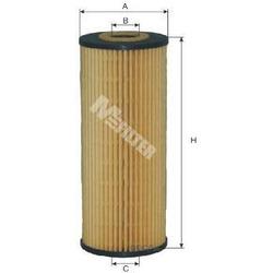 Фильтр масляный (M-Filter) TE605