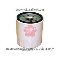 Фильтр масляный (Sakura) C1110
